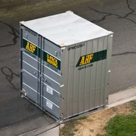 U-Pack Freight Trailer