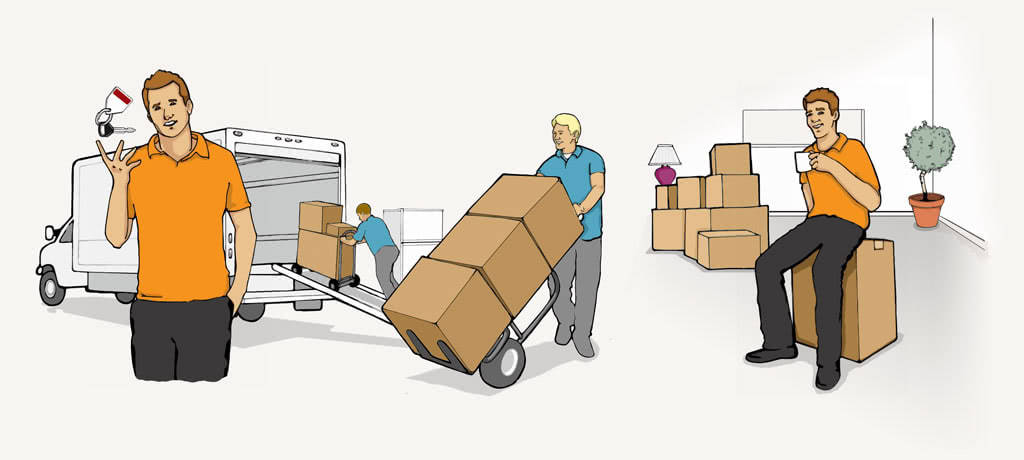 Moving Labor Services: Cheap Movers to Help Pack & Load ...